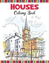 Houses Coloring Book