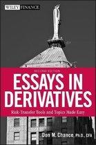 Essays in Derivatives
