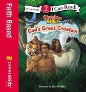 Omslag God's Great Creation