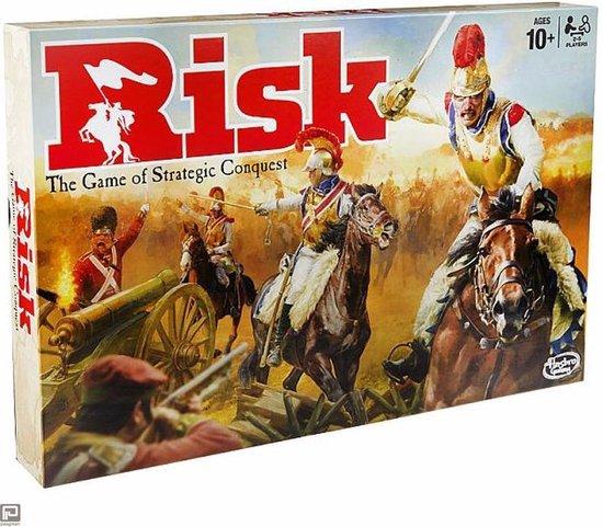 Afbeelding van het spel Bordspel - Risk - Engelse Versie