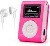 MP3 Speler - MP3 Speler inclusief Oordopjes - MP3