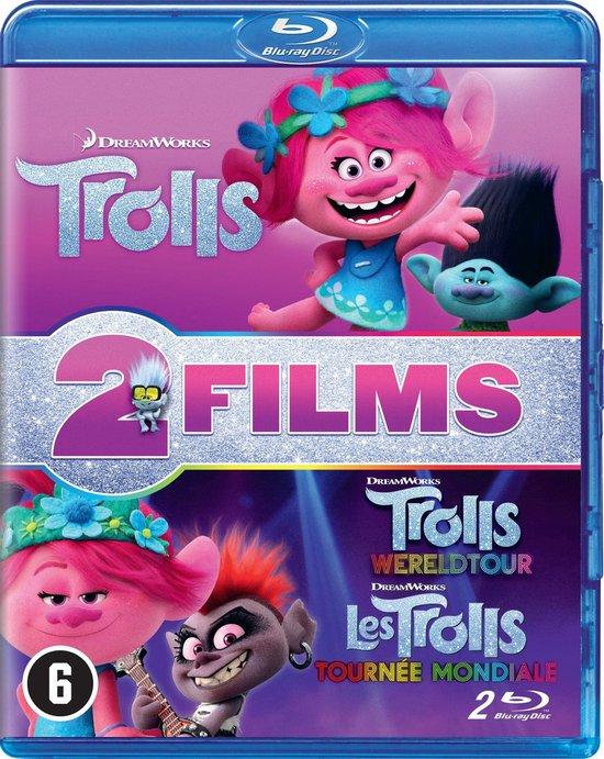 Trolls - 2 films (Blu-ray)