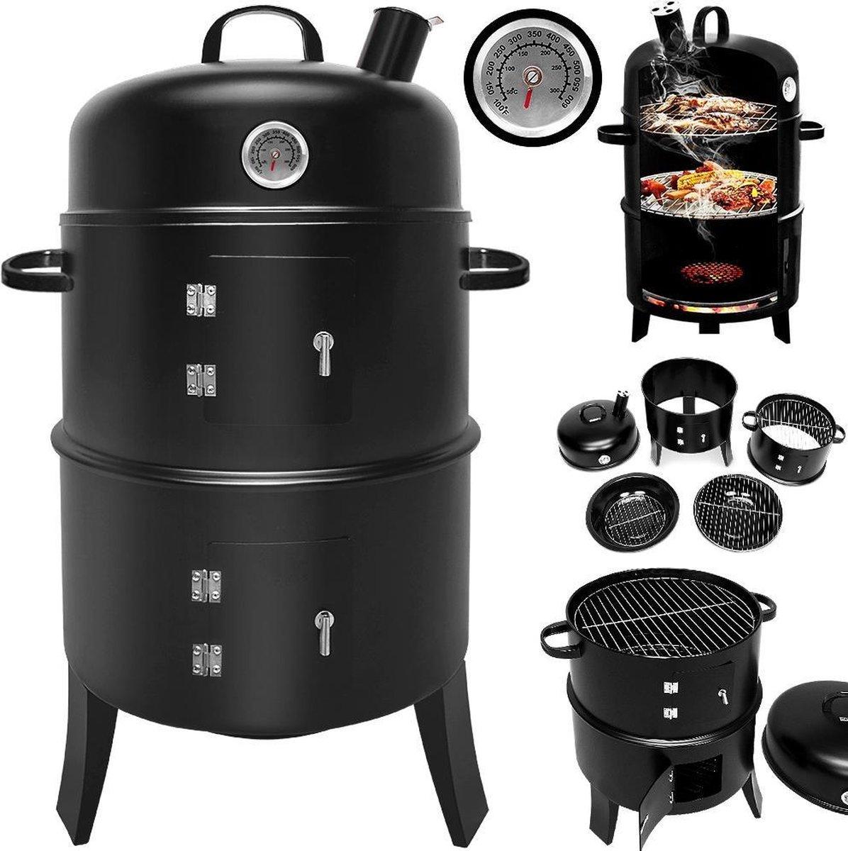 Monzana Barbecue-ROKER-Grill-Oven
