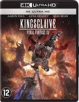 Final fantasy XV - Kingsglaive (4K Ultra HD Blu-ray)