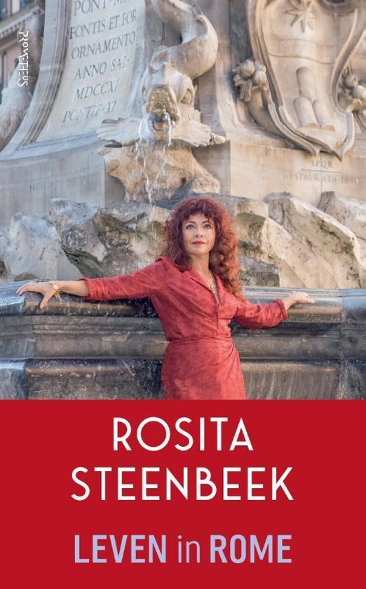 Boek cover Leven in Rome van Rosita Steenbeek (Paperback)