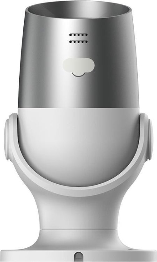 Tuya Smartlife Laxihub O1 Beveiligingscamera met gratis 32 GB SD-kaart - Outdoor Wi-Fi Bullet Camera - Wit 1080P Gratis Opslag via Geheugenkaart / Optionele Cloudopslag