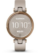 Garmin Lily - Subtiele smartwatch - RoseGold/ LightSand
