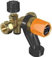 """Watts boiler inlaatcombinatie (veiligheidsgroep) 1/2""""  15mm BI15"""