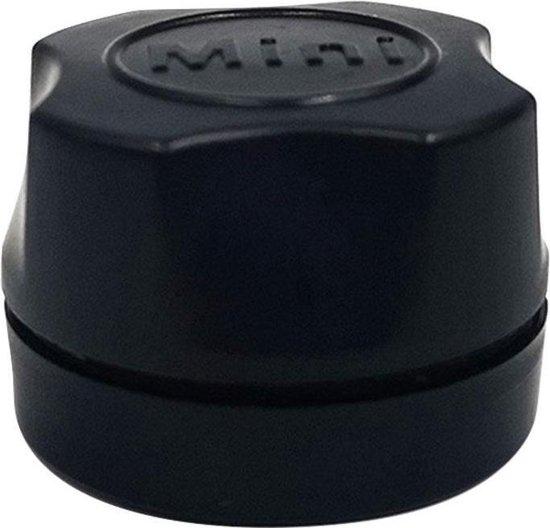 Magnetische Borstel voor Aquarium - Algenmagneet - Mini - Zwart
