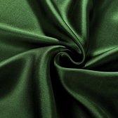 Beauty Silk - Hoeslaken Satijn - Groen - 160x200