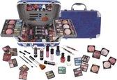 AANBIEDING! make up koffer, make-up set, 84 delig schminkset