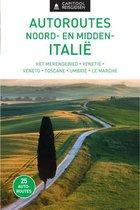 Capitool Reisgids Autoroutes Noord- en Midden-Italië