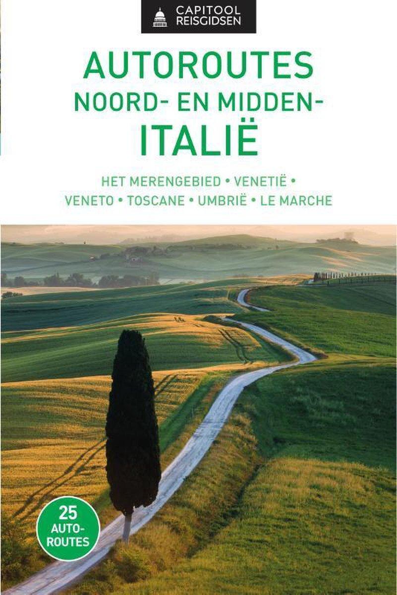 Capitool Reisgids Autoroutes Noord- en Midden-Itali