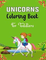UNICORNS Coloring Book For Toddlers