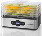 Aigostar Crispy 30INI - Voedseldroger - Elektrische Droogautomaat - 5 lagen
