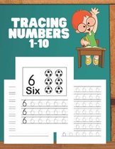 Tracing Numbers 1-10