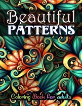 Beautiful Patterns Coloring Book for adults