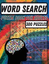 Word Search Puzzle Book for Adults