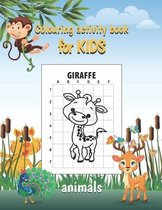 Colouring Activity Book for Kids