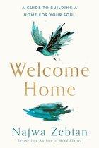 Boek cover Welcome Home van Najwa Zebian (Paperback)
