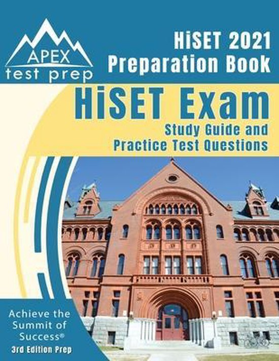 HiSET 2021 Preparation Book