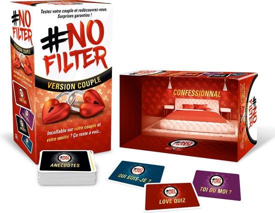 Thumbnail van een extra afbeelding van het spel #No Filter - Version Couple version FR