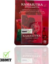 3BMT - Kamasutra kaartspel - sex spel - kamasutra standjes