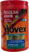 Novex - Brazilian Keratin - 2 in 1 Hair Mask - 1kg