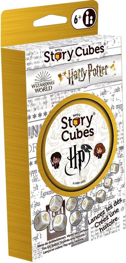 Afbeelding van het spel STORY CUBES - HARRY POTTER (ECO-BLISTER)