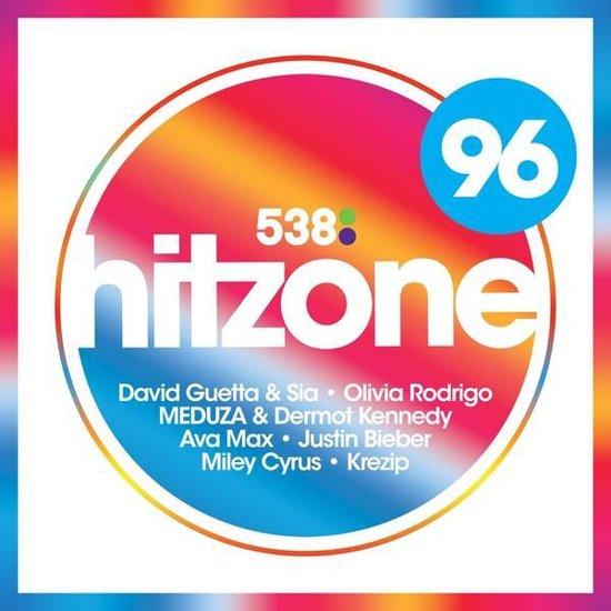 CD cover van 538 Hitzone 96 van Hitzone