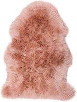 Schapenvacht - antiek roze (Australisch)