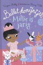 Balletkonijntjes 3 -   Millie is jarig