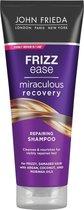 4x John Frieda Frizz Ease Miraculous Recovery Shampoo 250 ml