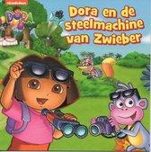 Dora en de steelmachine van Zwieber