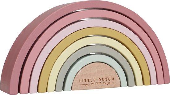 Little Dutch Regenboog pink