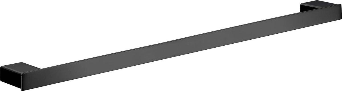 Emco Loft handdoekhouder 64.2cm zwart