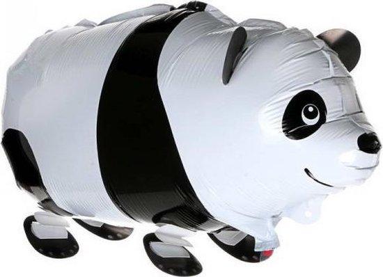 Panda ballon - Kinder Cadeau - Panda Ballon XL - Kado kind - Grote feest ballon - Dieren ballon - Verrassing