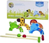 OUTDOOR PLAY CROQUET SET