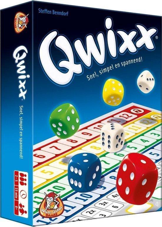 Afbeelding van het spel Qwixx - Dobbelspel