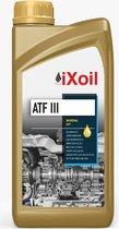 iXoil ATF 3 automatische transmissie olie - 1L (100% Belgisch product)