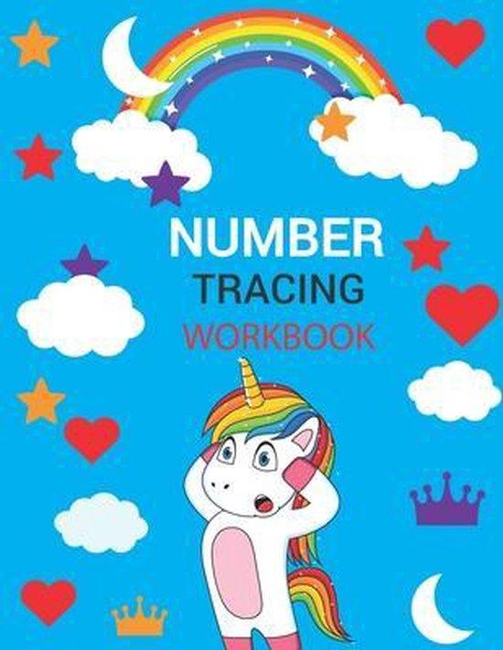 Number Tracing Workbook
