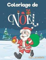 Coloriage de Noel pour les enfants