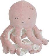 Little Dutch Knuffeldier Octopus - Ocean pink