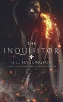 Boek cover The Inquisitor van H.C. Harrington