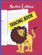 Arabic Letters Tracing Book