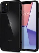 Spigen Ultra Hybrid Hoesje Apple iPhone 11 Pro Max Zwart