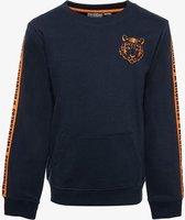 TwoDay jongens sweater - Blauw - Maat 158/164