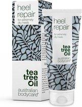 Australian Bodycare Heel Repair 100 ml - Intensieve hielcrème voor droge hielen en hielkloven met Tea Tree Olie - Dagelijkse vochtinbrengende verzorging voor erg droge voeten en hielen - Ondersteunt het herstellend vermogen van de huid