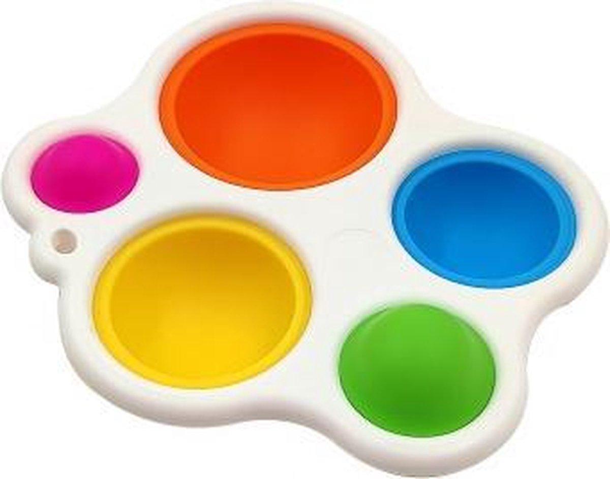 Simple Dimple pop it fidget toy