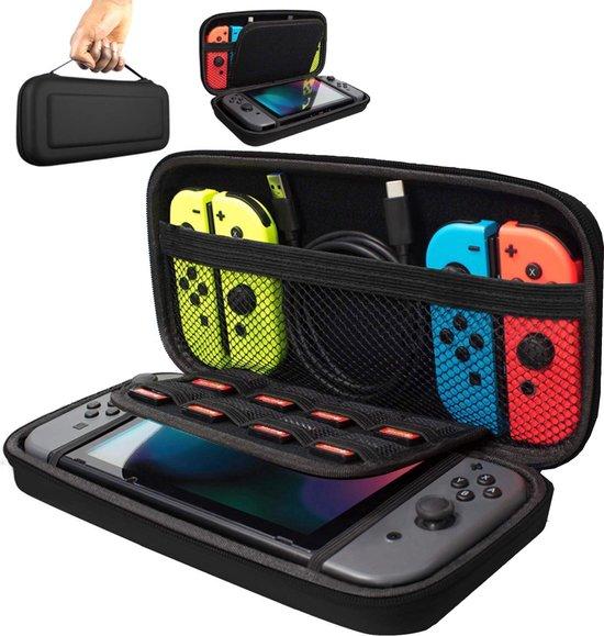 Luxergoods Nintendo Switch - Nintendo Switch Case - Console Hoes - Beschermhoes